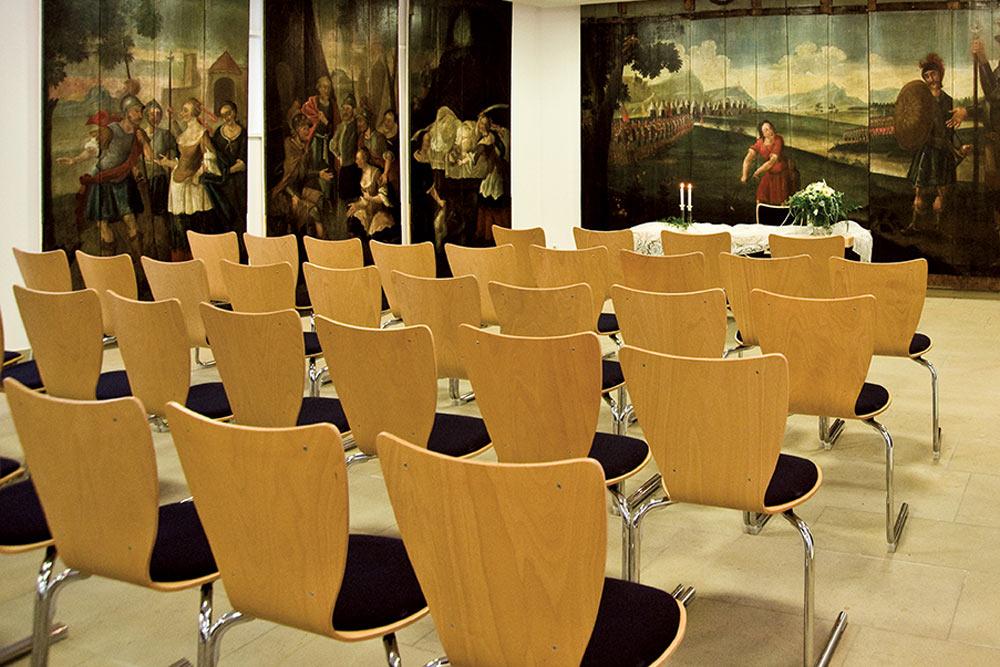 Hochzeit-Saal