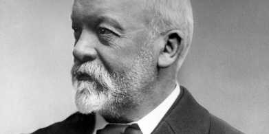 Portrait von Gottlieb Daimler