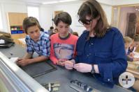 Schulprogramme im Stadtmuseum Schorndorf