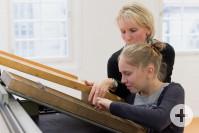 Kinder und Jugendliche im Stadtmuseum Schorndorf